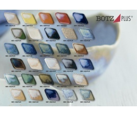 Botz Plus 9020 - preparat nabłyszczający oraz zmieniający efekty wizualne szkliw kamionkowych 200 ml