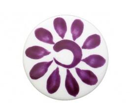 Farba naszkliwna purpura fioletowa 50g - 781631