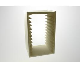 Kaseta do wypału kafli 15x15 cm