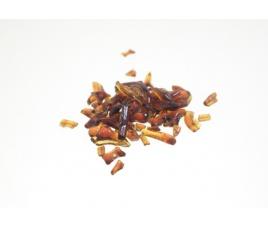 Granulat szklany - brązowy, 100 g