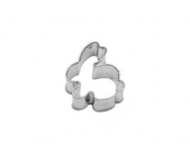 Wykrojnik do gliny mini zajączek - 555
