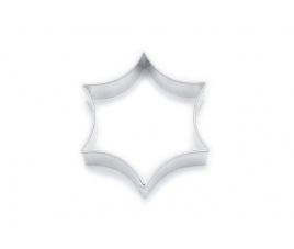 Wykrojnik do gliny gwiazda - 309