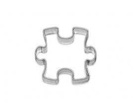 Wykrojnik do gliny puzzle - 3006