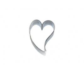 Wykrojnik do gliny serce - 3504