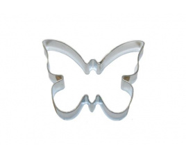 Wykrojnik do gliny motyl - 423