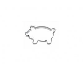 Wykrojnik do gliny świnka - 102