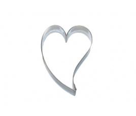 Wykrojnik do gliny serce - 3438