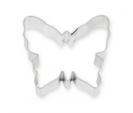 Wykrojnik do gliny motyl 4,5 cm 376