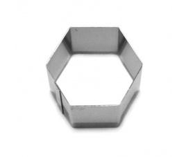 Wykrawacz sześciokąt 8,6 cm 6016/V