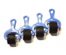 Zestaw wałków gumowych do tekstury 705