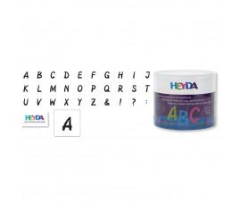 Zestaw stempli alfabet 30 szt