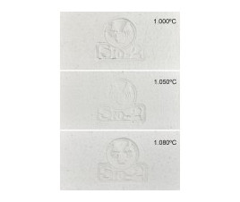 Glina SiO2 PA/CHF Biała 20%, 0-0,5 mm szamot, op. 12,5kg