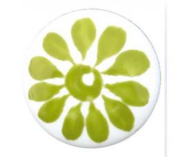 Farba naszkliwna jasnozielona 50 g - 111639