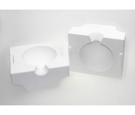 Forma Gipsowa - Kula Ø 8,5 cm