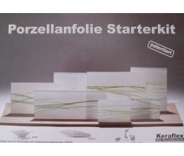 Porcelana w arkuszach A4 - Keraflex