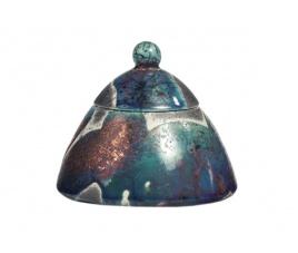 Szkliwo Proszkowe CJ RG 1162 Indyjski Niebieski Raku
