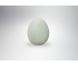 Forma gipsowa jajko stojące wys. 19 cm