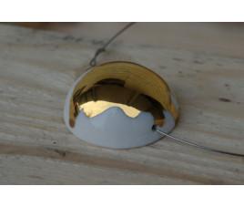 Złoto naszkliwne w płynie 10% - 1 g