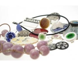Warsztaty tworzenia biżuterii ceramicznej