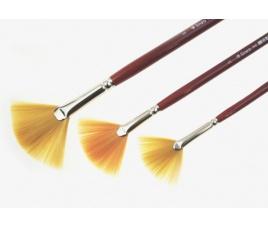 Pędzel Lineo włosie syntetyczne miękkie 342 r 7