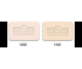Masa lejna Goerg & Schneider nr 33 - biała, 10 litrów