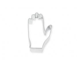 Wykrojnik do gliny dłoń - 383
