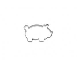 Wykrojnik do gliny świnka - 1005