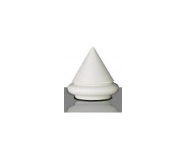 Szkliwo proszkowe CJA 954A Białe matowe