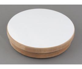 Toczek drewniany 20 cm