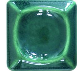 Szkliwo proszkowe Welte KGE 23 Zielone, efektowe