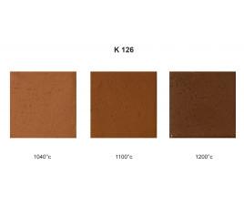 Glina Sibelco nr K 126 - czerwona, 10 kg