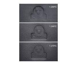 Porcelana Plastyczna SIO2 Black Ice Czarna 5 kg