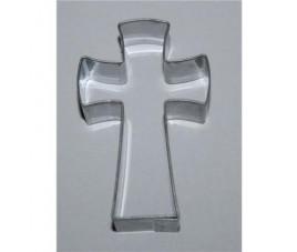 Wykrojnik krzyż 6,3 cm 3461