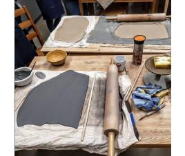 Tygodniowy kurs ceramiki 19-23.08.2019