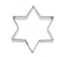 Wykrojnik gwiazda 12,7 cm 243