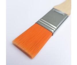 Pędzel płaski nylon 25 mm