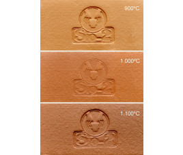 Glina SiO2 PF/CHF Czerwona 20% 0-0,5mm szamot -12,5kg