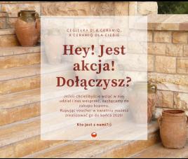 Cegiełka dla Ceramiq, a Ceramiq dla Ciebie