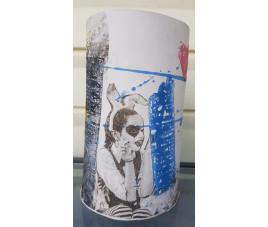 Gadał dziad do obrazu czyli kserografia na ceramice - online