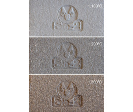 Glina SiO2 Szara ZUMAIA 40%, 0-0,5 mm szamot - 12,5 kg