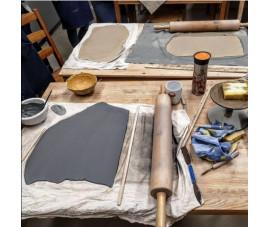 10,17,24 lutego 2021 Kurs ceramiki I stopnia