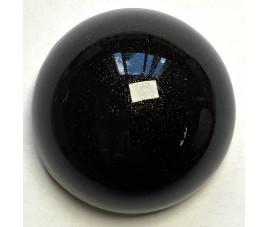 Szkliwo proszkowe CQ124804 Czarny brokat