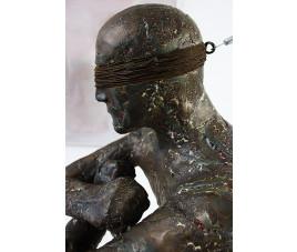 Figuratywna rzeźba ceramiczna - Rytis Konstantinavicius