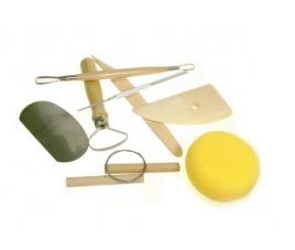 Zestaw narzędzi podstawowych - 8 sztuk