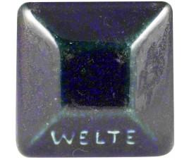 Szkliwo proszkowe Welte KGE 225 Oceaniczne Niebieskie