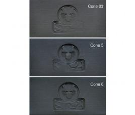 Glina SiO2 PRNI czarna, 0-0,2 mm 40% szamotu - op. 12,5 kg